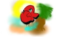 Carib Riddim  Logo